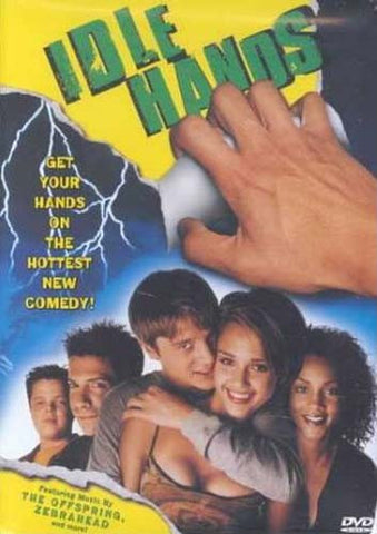 Idle Hands DVD Movie