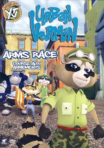 Urban Vermin - Arms Race DVD Movie