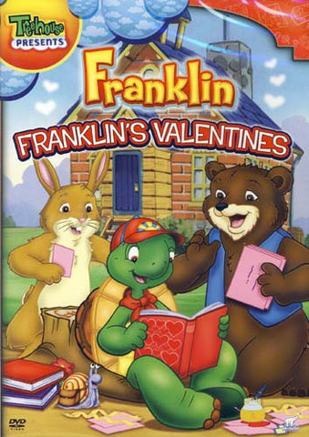 Franklin - Franklin's Valentines DVD Movie