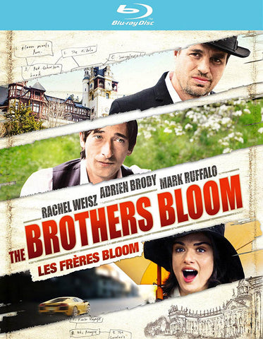 The Brothers Bloom (Blu-ray) (Bilingual) BLU-RAY Movie