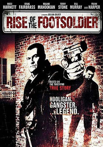 Rise of the Footsoldier DVD Movie
