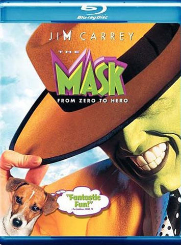 The Mask (Bilingual) (Blu-ray) BLU-RAY Movie