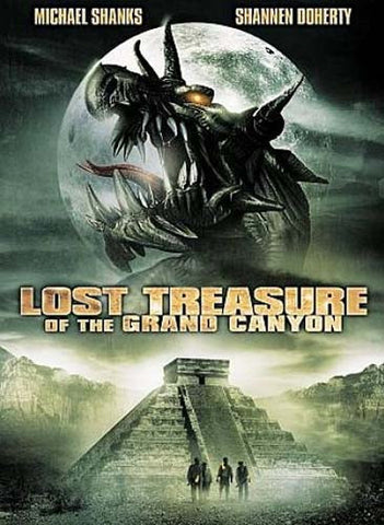 Lost Treasure of the Grand Canyon DVD Movie