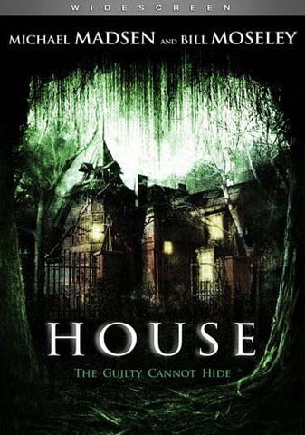 House (Michael Madsen) (Widescreen) DVD Movie