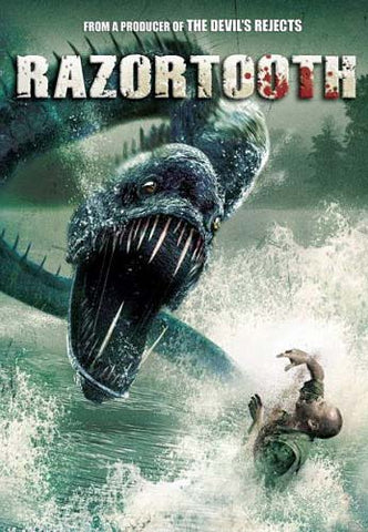 Razortooth DVD Movie