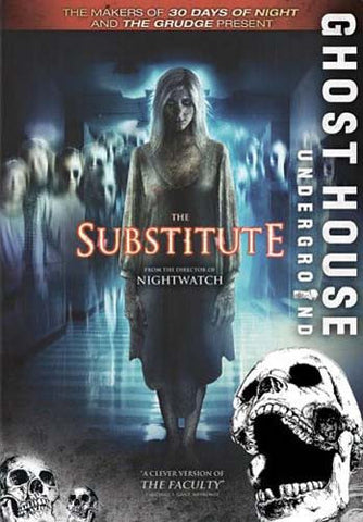 The Substitute (Ghost House Underground) DVD Movie