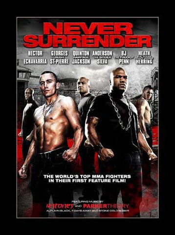 Never Surrender DVD Movie