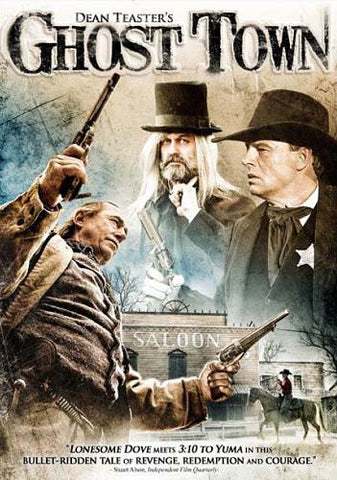 Ghost Town (Dean Teaster's) DVD Movie