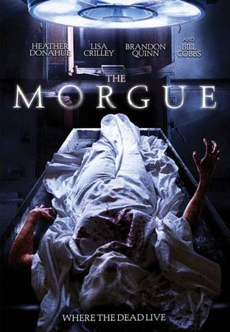 The Morgue DVD Movie