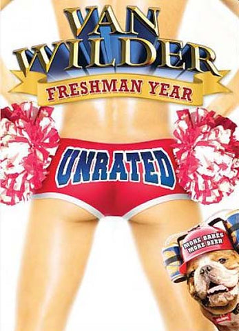 Van Wilder - Freshman Year (Unrated) DVD Movie