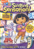 Dora The Explorer - Singing Sensation! (Inflatable Microphone Included) DVD Movie