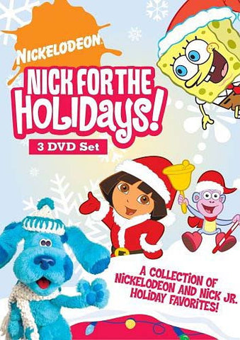 Nick For The Holidays! (Boxset) DVD Movie