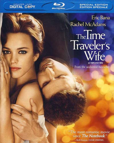 The Time Traveler's Wife (Blu-ray) BLU-RAY Movie
