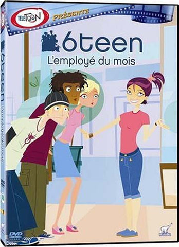 6Teen - L'employe du mois DVD Movie