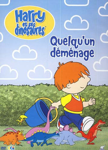 Harry Et Ses Dinosaures - Quelqu'un Demenage DVD Movie