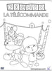 Pocoyo - La Telecommande DVD Movie