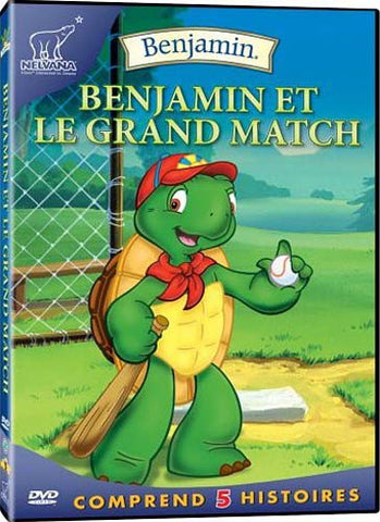 Benjamin - Benjamin et Le Grand Match (French Only) DVD Movie