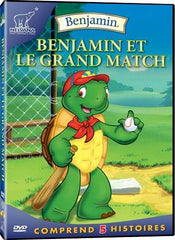 Benjamin - Benjamin et Le Grand Match (French Only)