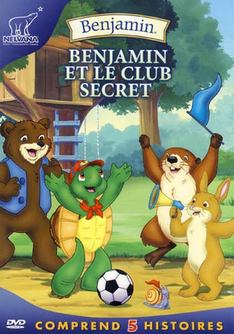Benjamin - Benjamin et Le Club Secret (French Only) DVD Movie