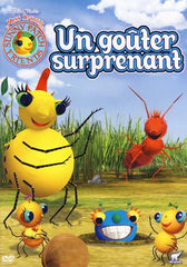 Miss Spider's Sunny Patch Friends - Un gouter surprenent