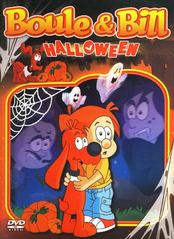 Boule Et Bill - Halloween DVD Movie