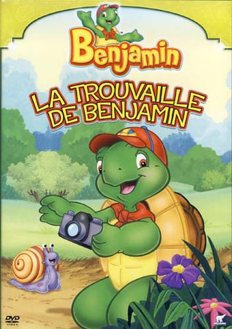 Benjamin - La Trouvaille De Benjamin DVD Movie