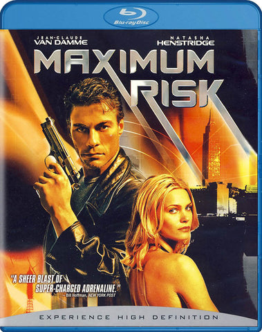 Maximum Risk (Blu-ray) BLU-RAY Movie