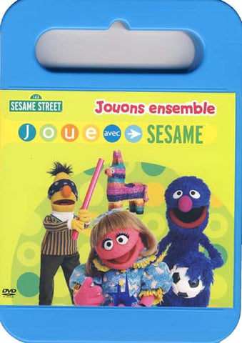 Joue avec Sesame - Jouons ensemble - (Sesame Street) DVD Movie