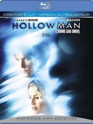 Hollow Man - Director's Cut (Blu-ray) BLU-RAY Movie