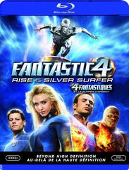 Fantastic 4 - Rise of the Silver Surfer (Blu-ray) (Bilingual)