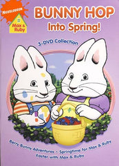 Max And Ruby - Bunny Hop In To Spring (Boxset)