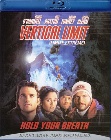 Vertical Limit (Blu-ray) BLU-RAY Movie