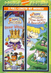 Rugrats - Tales From The Crib - Snow White/Three Jacks And A Beanstalk (Double Feature)