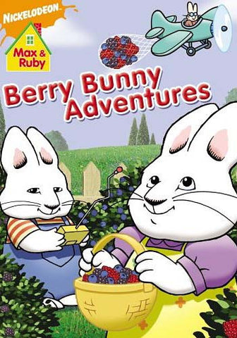 Max And Ruby - Berry Bunny Adventures DVD Movie