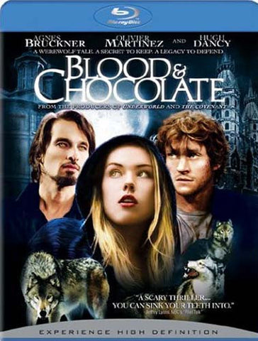 Blood & Chocolate (Blu-ray) BLU-RAY Movie