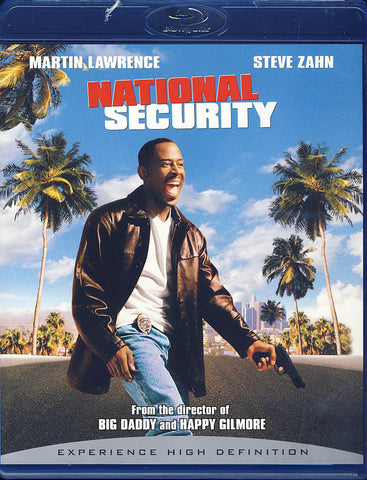 National Security (Blu-ray) BLU-RAY Movie