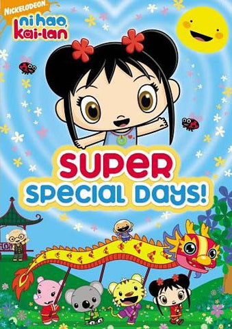 Ni Hao Kai-Lan - Super Special Days DVD Movie