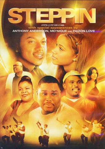 Steppin(Bilingual) DVD Movie