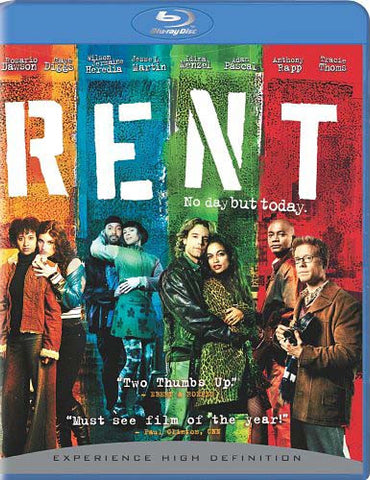 Rent (Blu-ray) BLU-RAY Movie