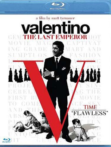 Valentino - The Last Emperor (Blu-ray) BLU-RAY Movie