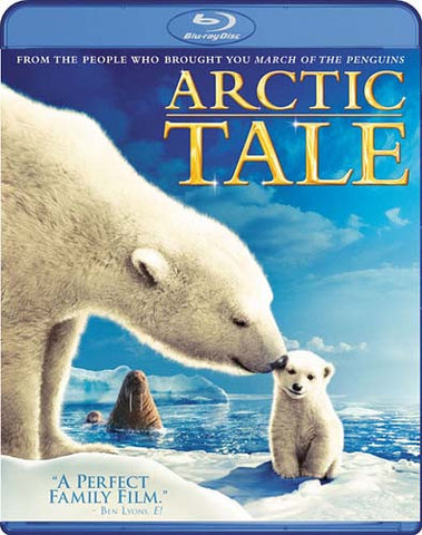 Arctic Tale (Bilingual) (Blu-ray) BLU-RAY Movie