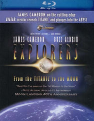 Explorers (James Cameron) (Blu-ray)