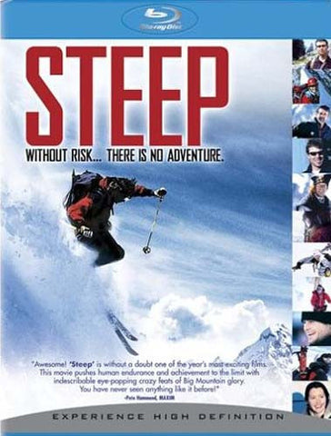 Steep (Blu-ray) BLU-RAY Movie