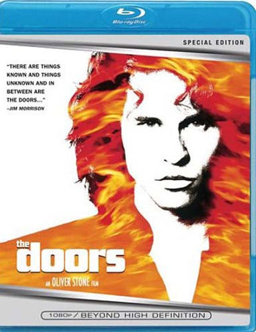 The Doors (Special Editon) (Blu-ray) BLU-RAY Movie