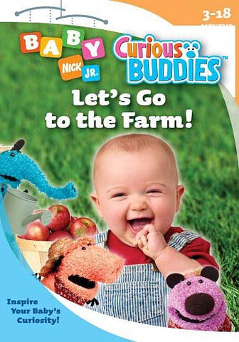 Baby Nick Jr - Let's Go to the Farm DVD Movie