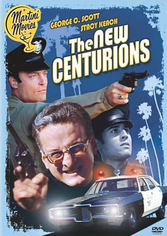 The New Centurions DVD Movie