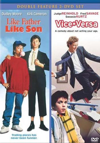 Like Father Like Son / Vice Versa (Double Feature) DVD Movie