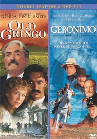 Old Gringo / Geronimo - An American Legend (Double Feature) DVD Movie