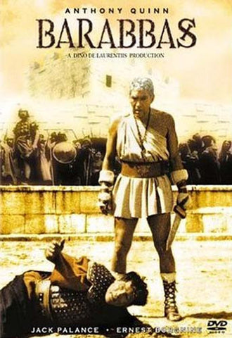 Barabbas DVD Movie