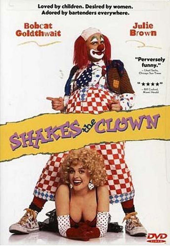 Shakes The Clown DVD Movie
